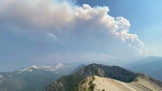 Dry Cabin Fire