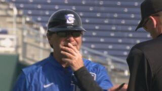 Creighton baseball Ed Servais health update