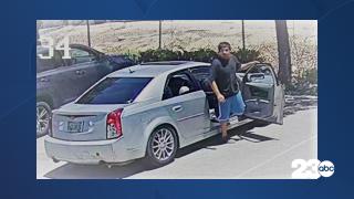 Suspected Catalytic Converter Thief