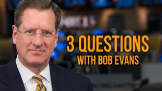 3 Questions with Bob Evans Podcast: An Introduction