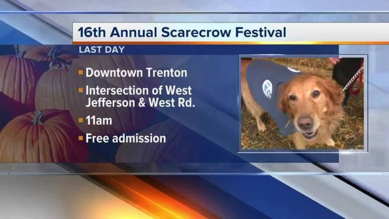 Trenton Scarecrow Festival