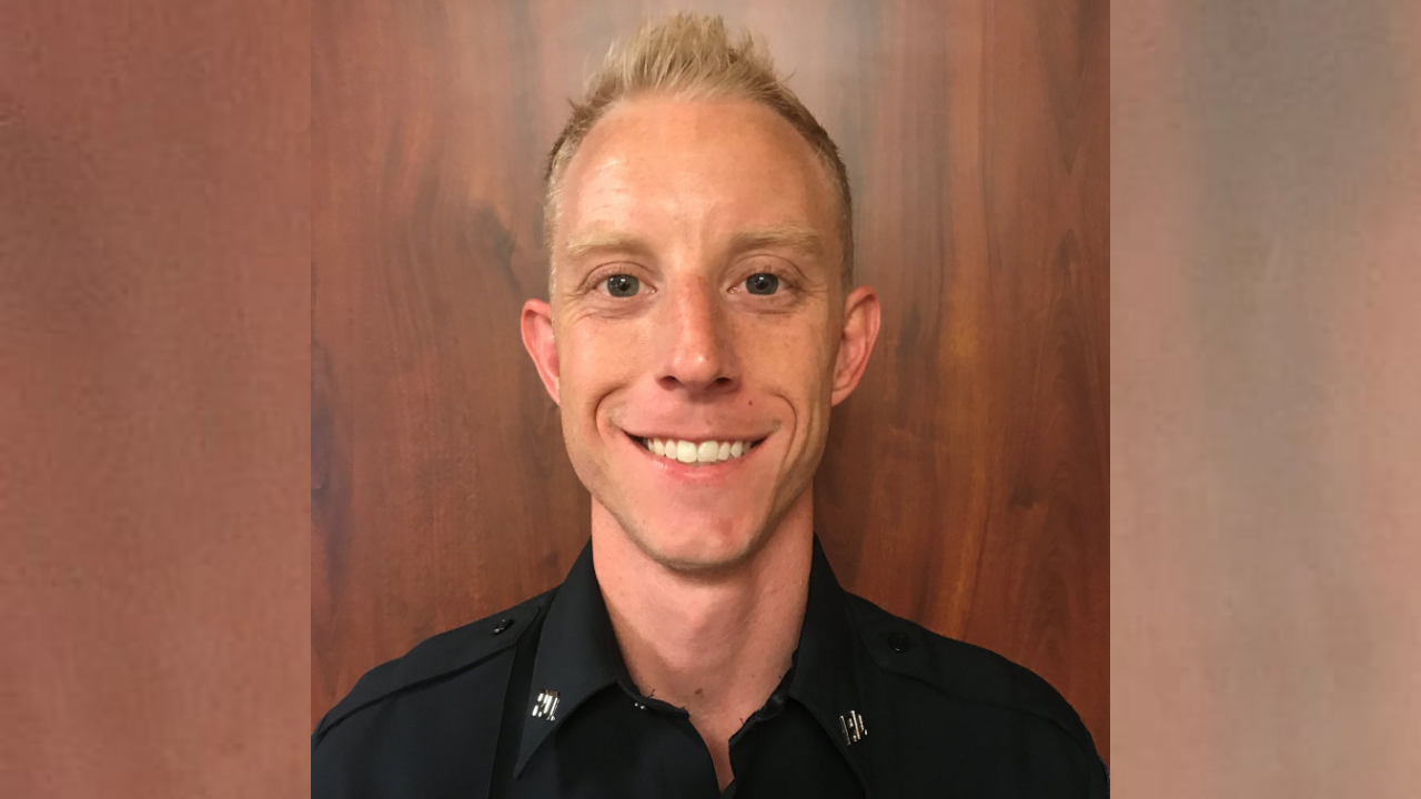 Officer Joshua Lott