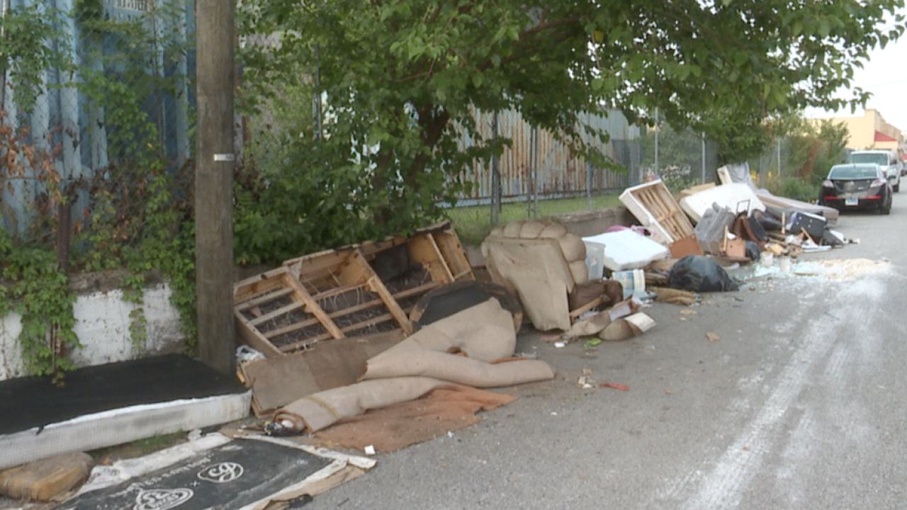 New law doubles illegal dumping fine