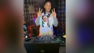 DJ KVBaby uses music to bring his community joy through tough times