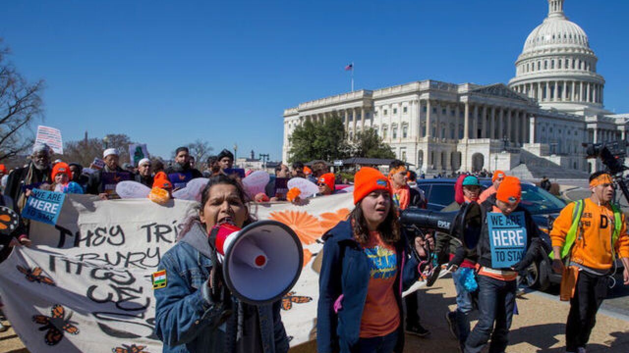 Judge upholds ruling that DACA must be restored