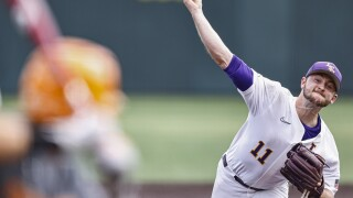 NCAA LSU Tennessee Baseball