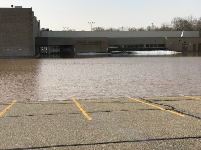 flooding in fond du lac