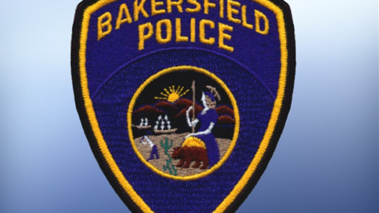 BPD arrest a man for reckless discharge of a firearm in East Bakersfield