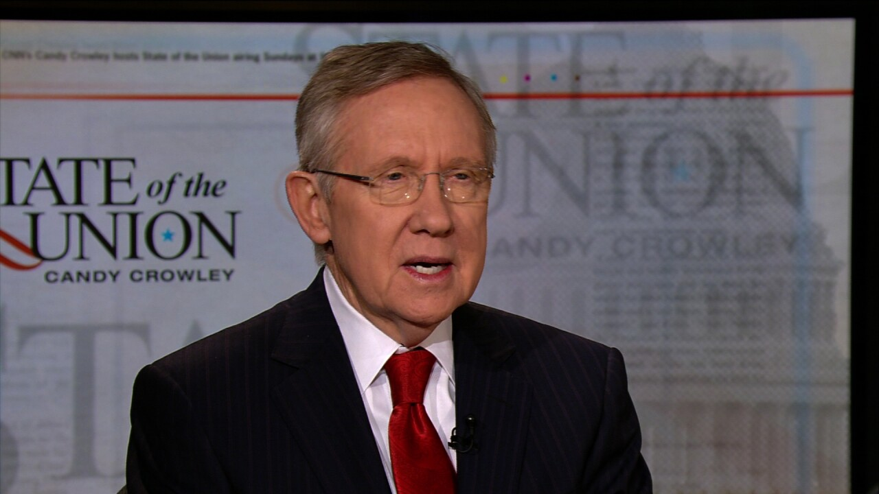 Reid: House votes 'pointless'