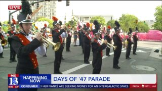 Days of '47 Parade highlights with Big Budah