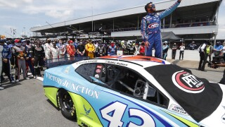 North Carolina speedway owner offers 'Bubba Rope' for sale