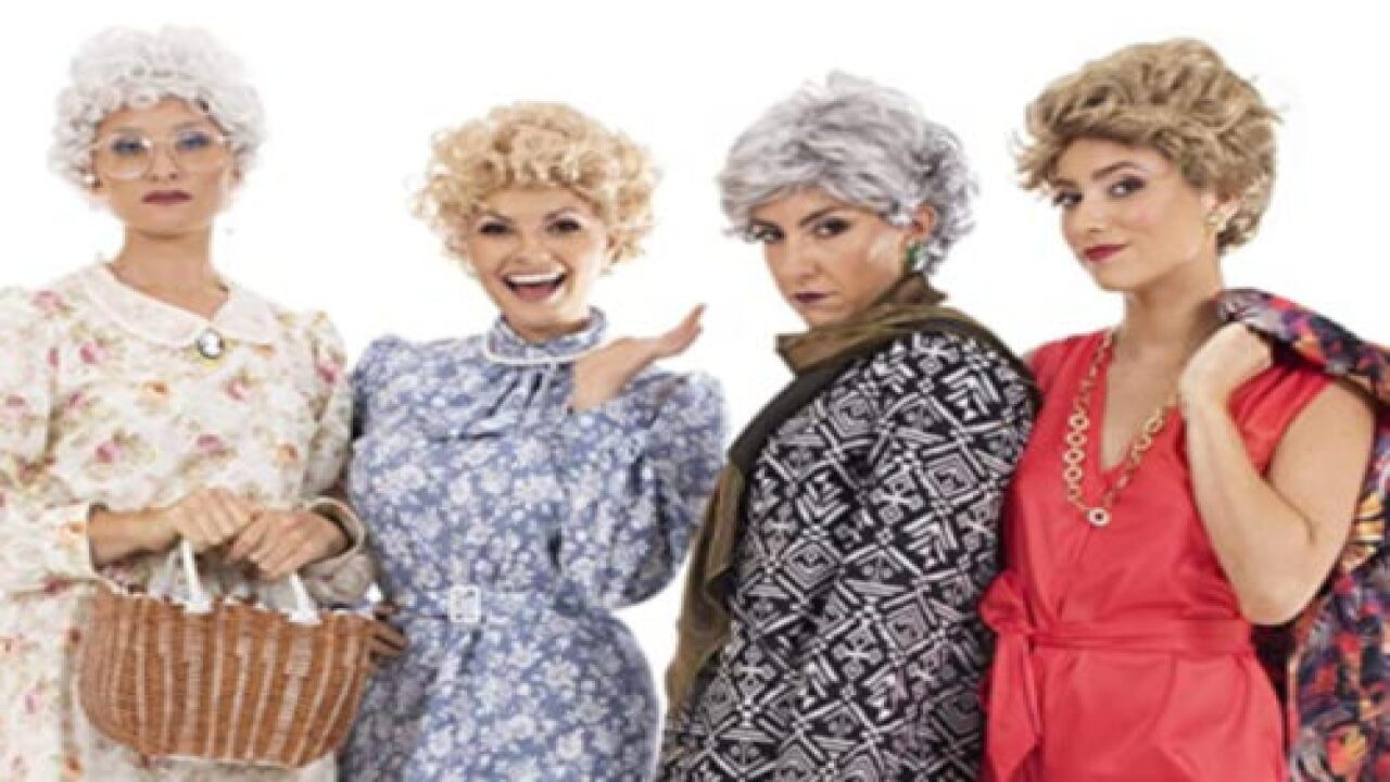 Buy 'Golden Girls' Halloween Costumes