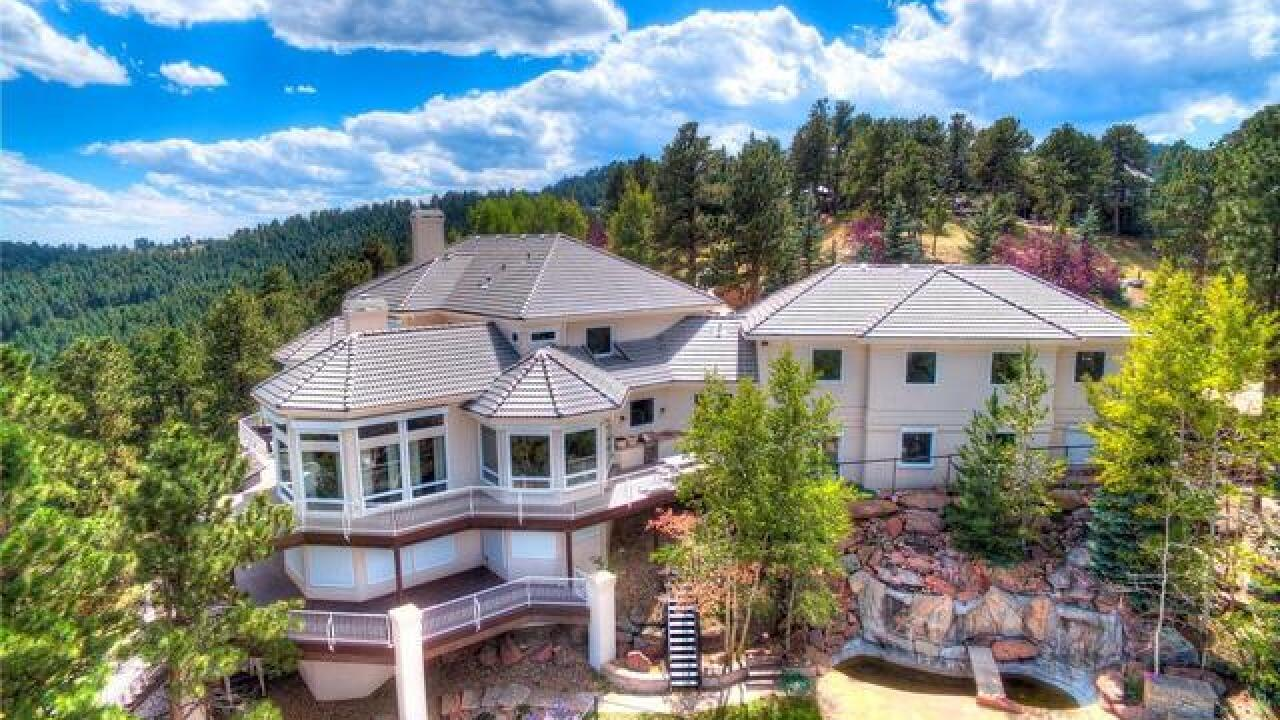 Colorado Dream Homes: Avalanche star Peter Forsberg's former home listed for $2.75M