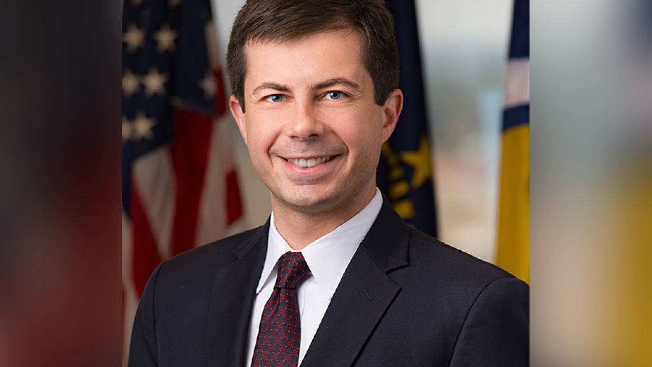 Buttigieg says he doesn't support boycotts of companies over political donations