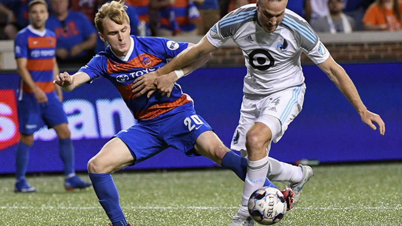 FC Cincinnati pushes Minnesota United FC into penalty kicks but falls 3-1
