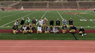 Torrey Pines High School Cheer Team