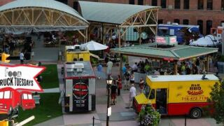 Larkinville rolls out 'Food Truck Tuesday' 2018
