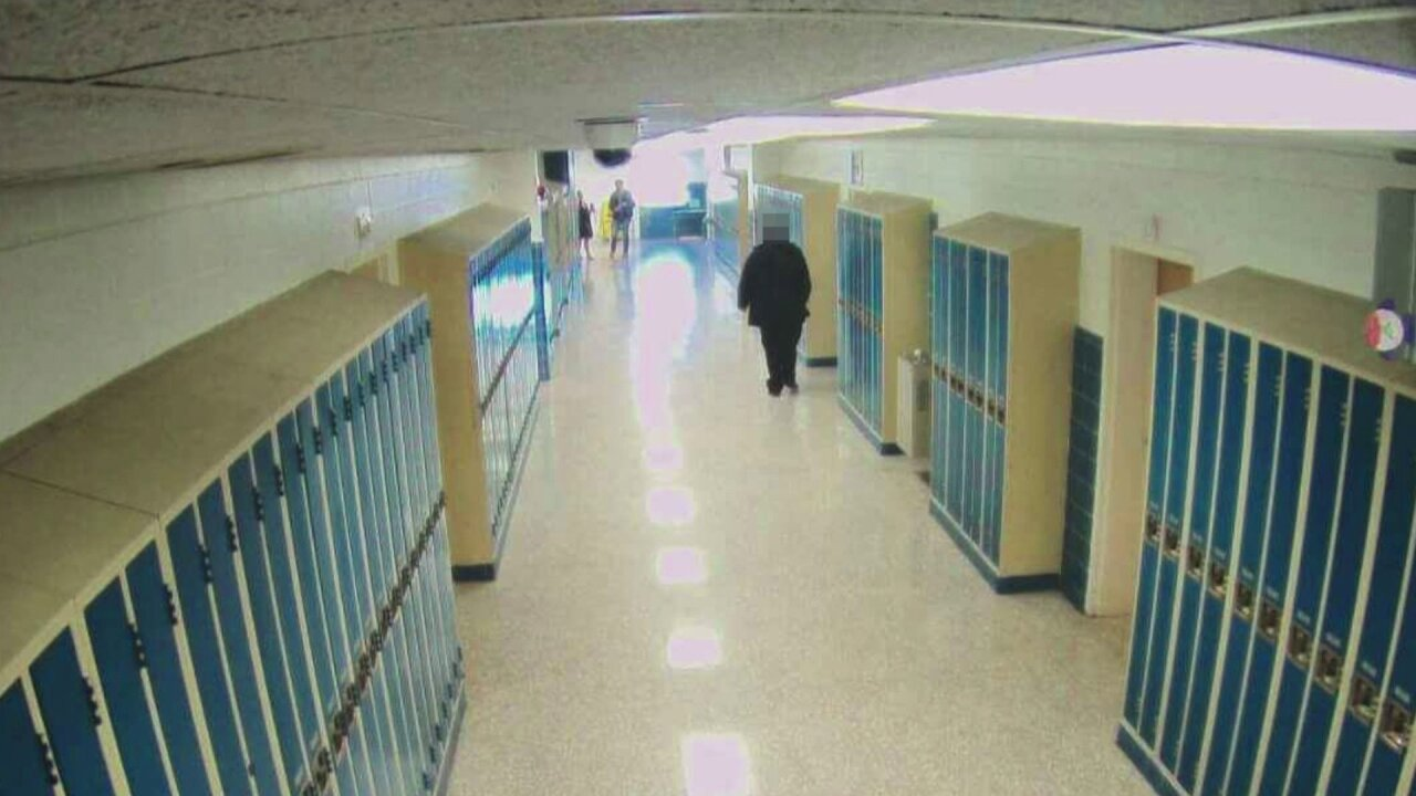 'Inadequate' password allows student to hack high school security cam