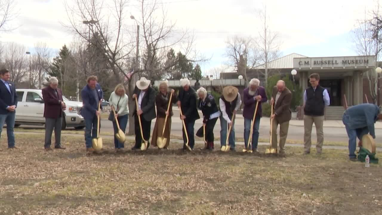 CMR Museum breaks ground on expansion project