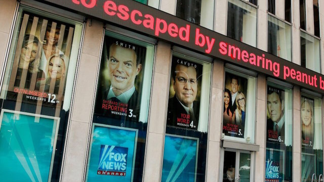 Fox News analyst blasts network as 'propaganda machine' while announcing departure