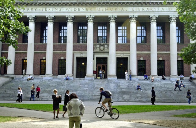 PHOTOS: WSJ/THE's top college rankings