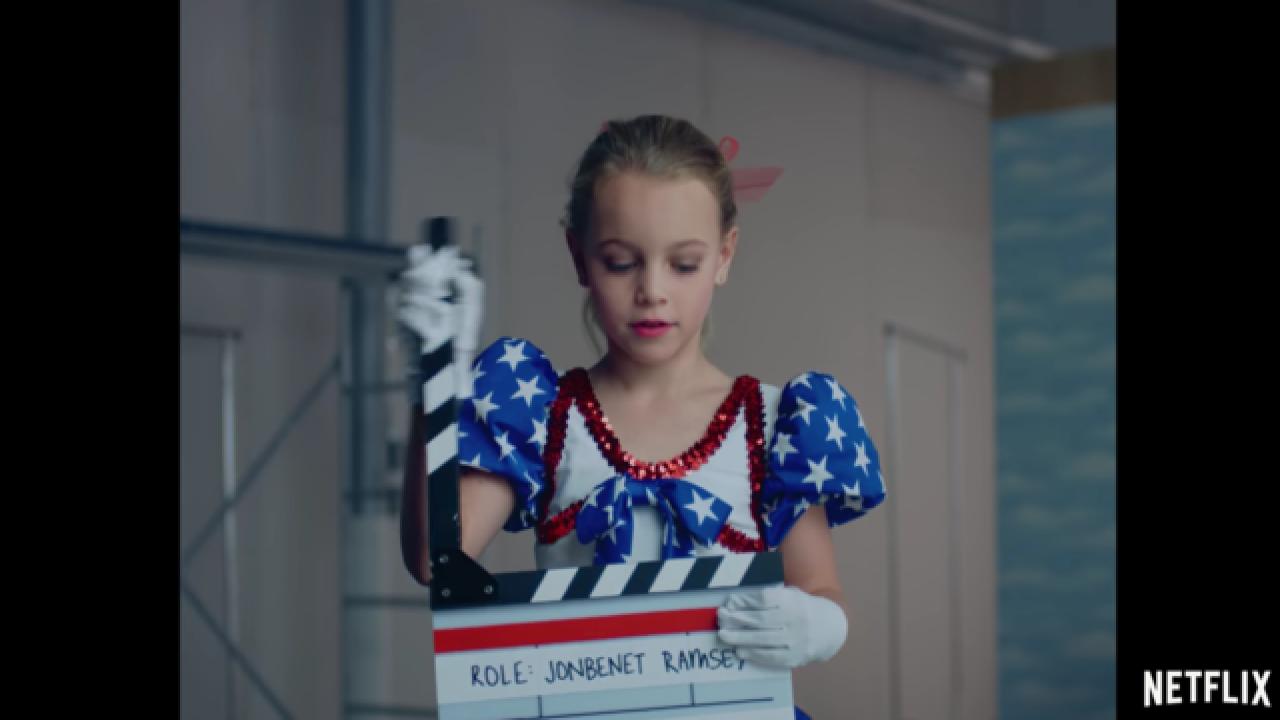 Watch the chilling new trailer for Netflix's JonBenet Ramsey