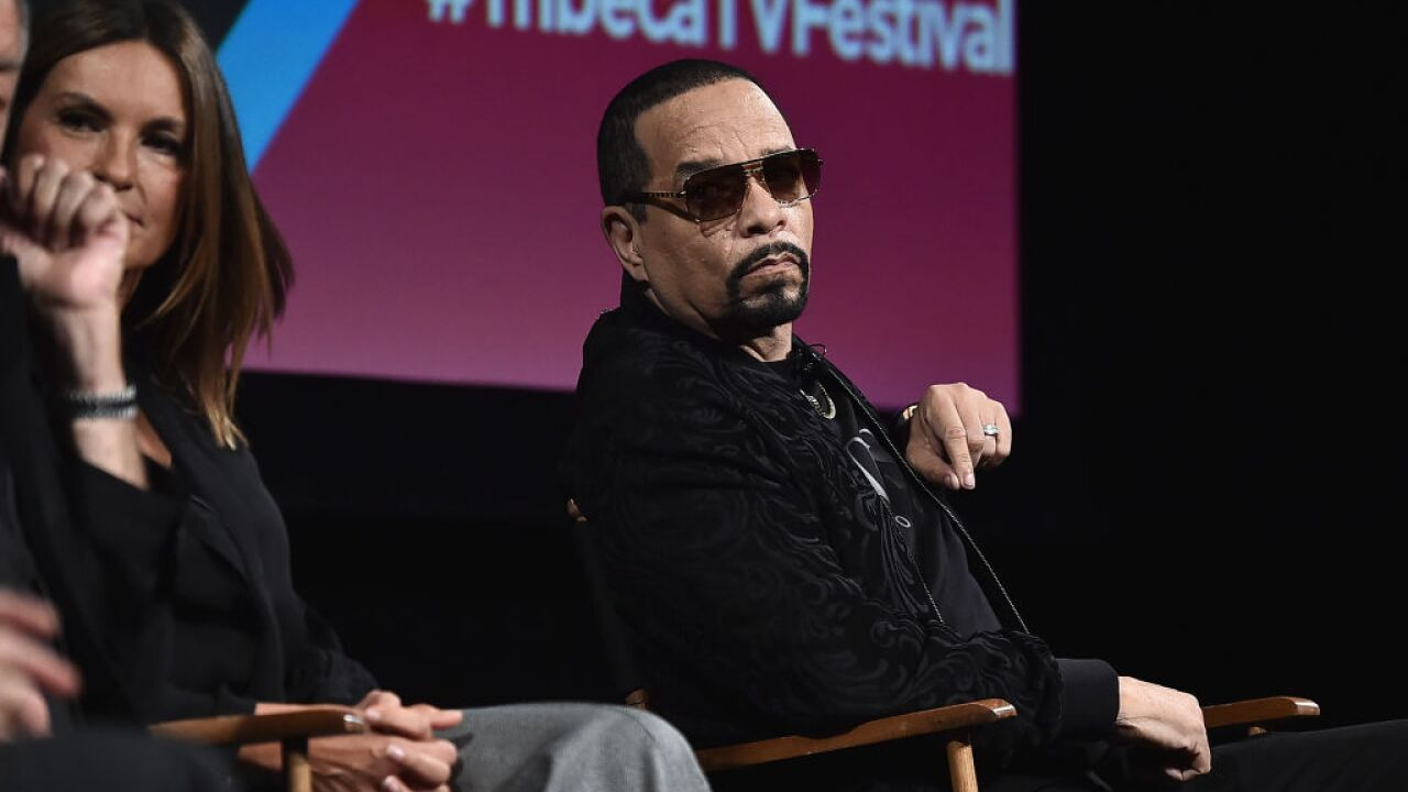 Ice-T says he almost shot an Amazon delivery driver who was 'creeping up to my crib