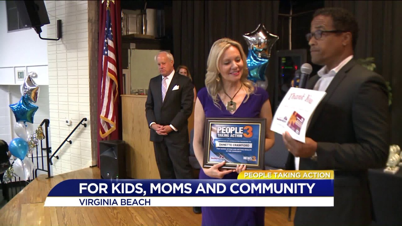 People Taking Action: Local woman takes action for kids, teens andmoms!