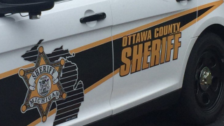 Horse injured in Ottawa County crash