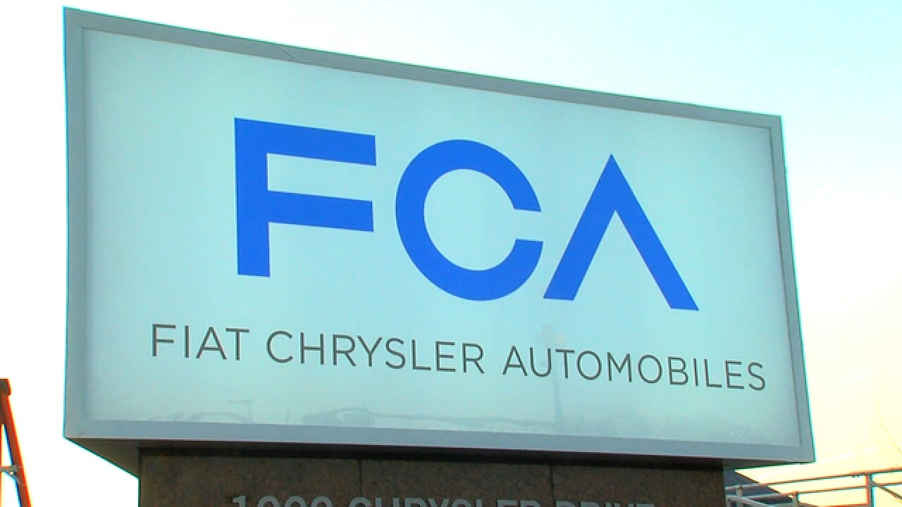 Fiat Chrysler to halt use of dangerous air bag inflators