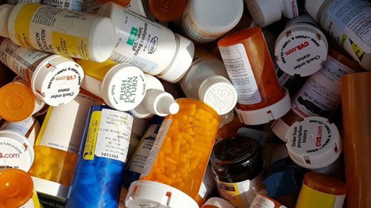 Prescription drugs can be harmful waste