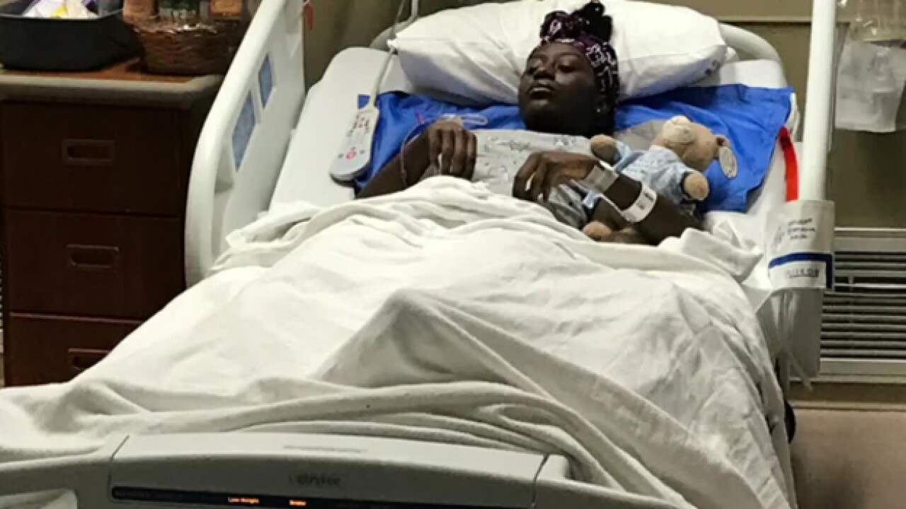 Hit and run victim recovering after crash