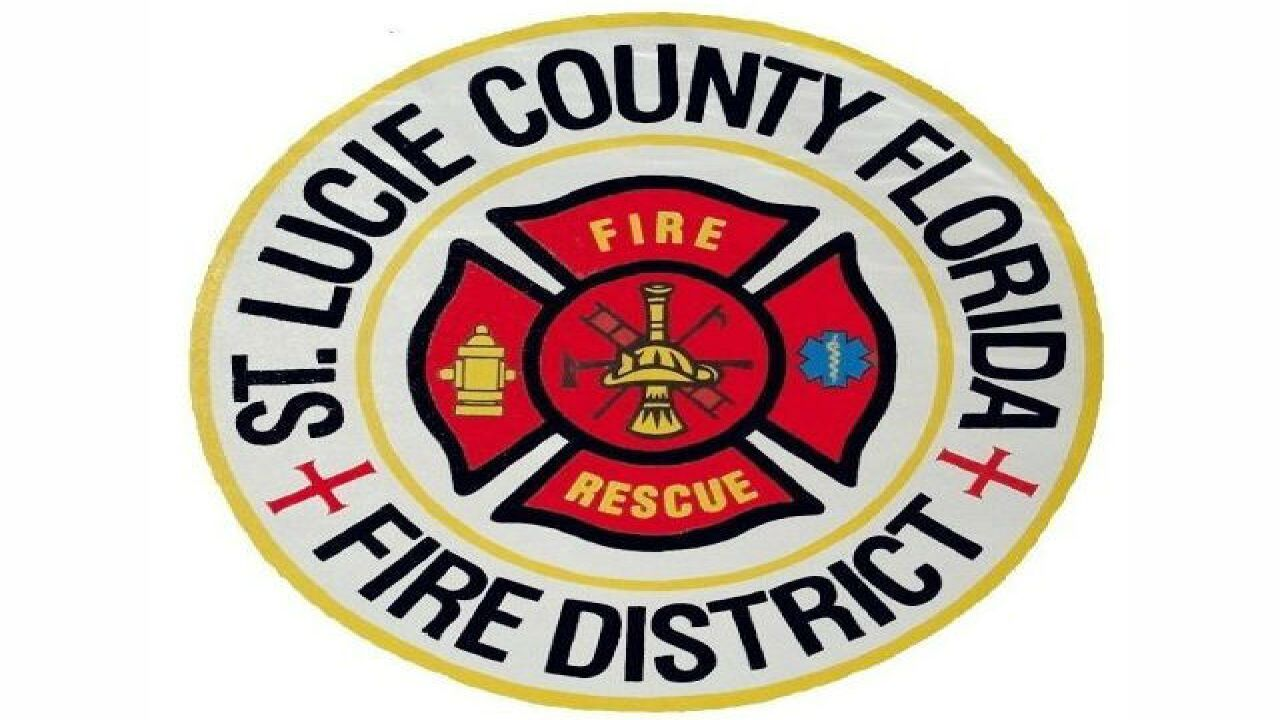 WPTV St. Lucie County Fire District