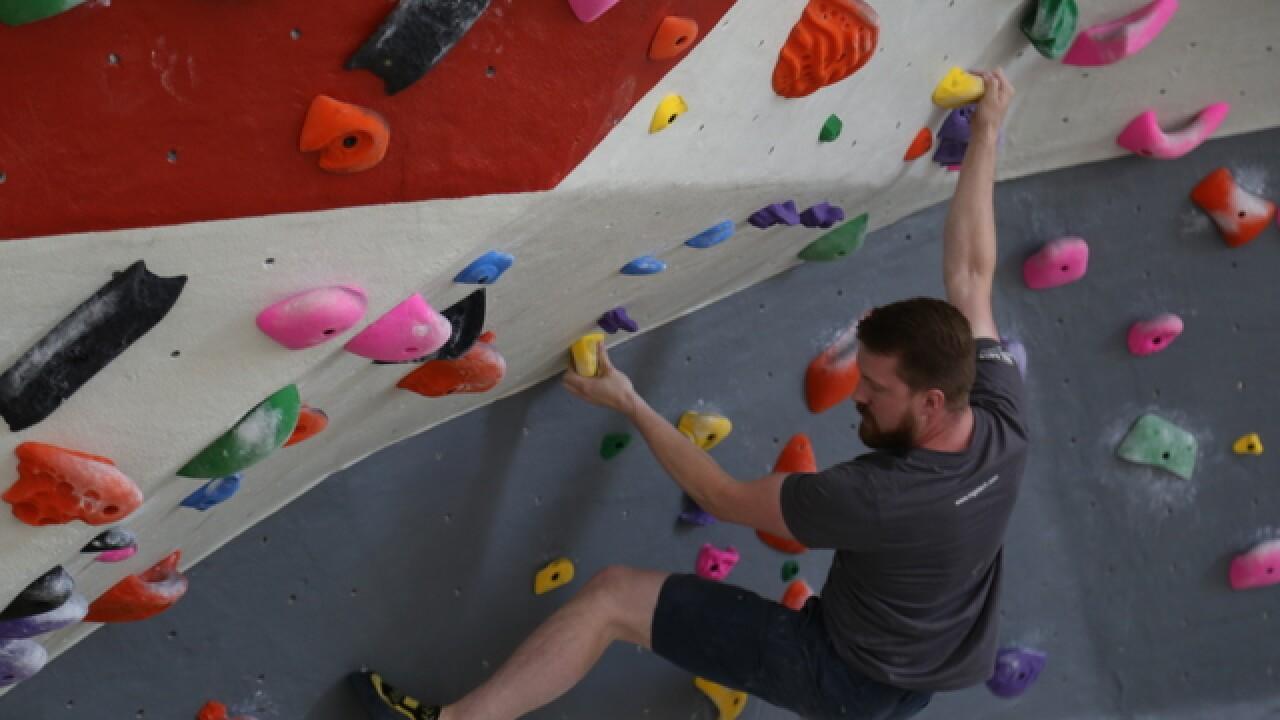 Adventure Rock MKE opens its doors Saturday