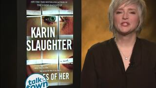 "Bestselling Author Karin Slaughter's new novel ""Pieces of Her"""
