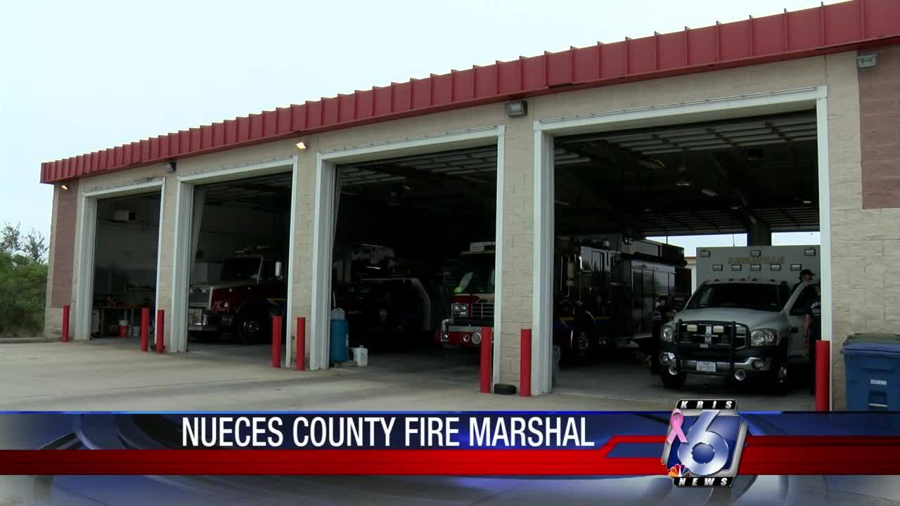 Fire marshal position for Nueces County