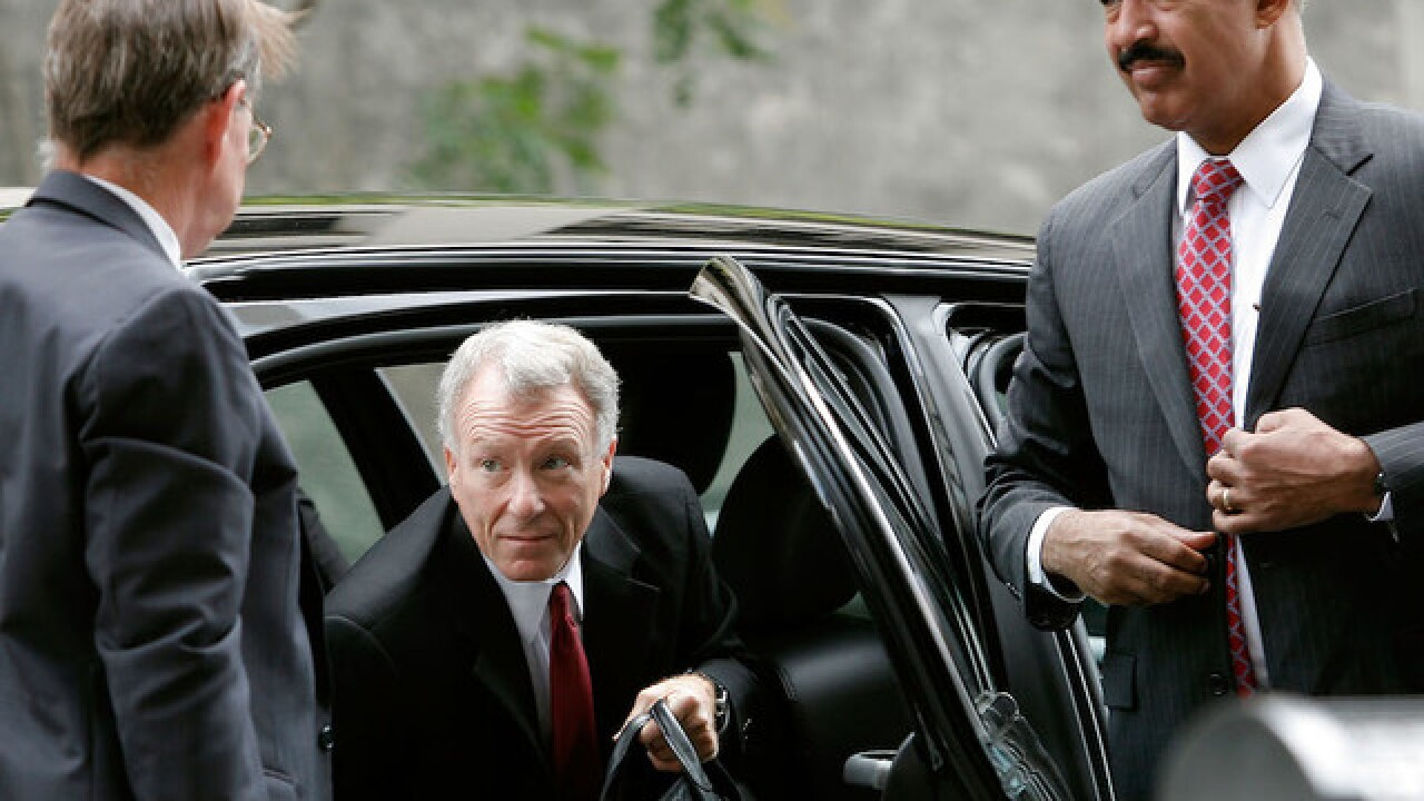 Official: Trump expected to pardon Scooter Libby