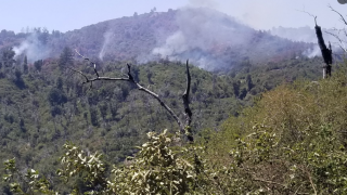 Firefighters making progress on Central Coast wildfires