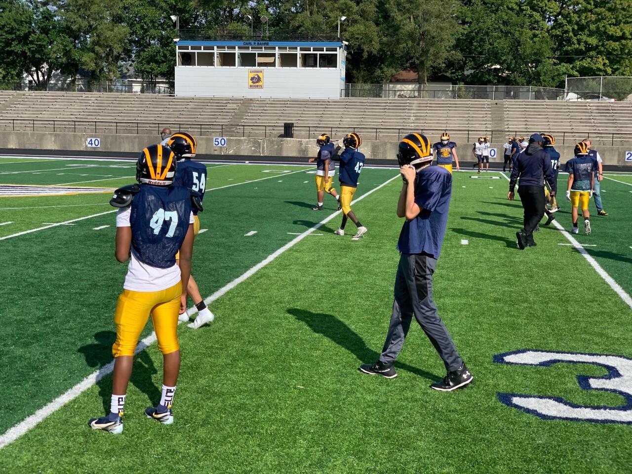 Godwin-Heights-Wolverines-varsity-football-practice-2-September-11-2020.jpg
