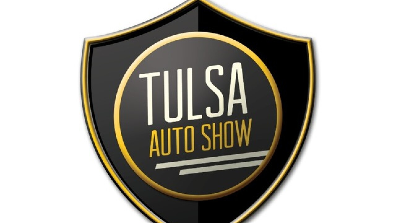 Watch 2 Win eight tickets to the Tulsa Auto Show happening at Expo Square April 13-15