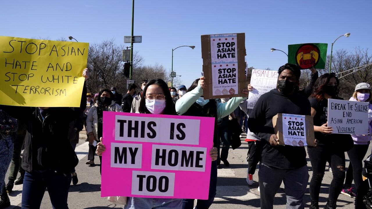 Racial Injustice Hate Crime Repor
