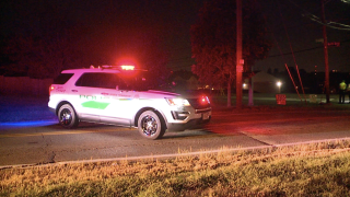 Green Township Pedestrian killed
