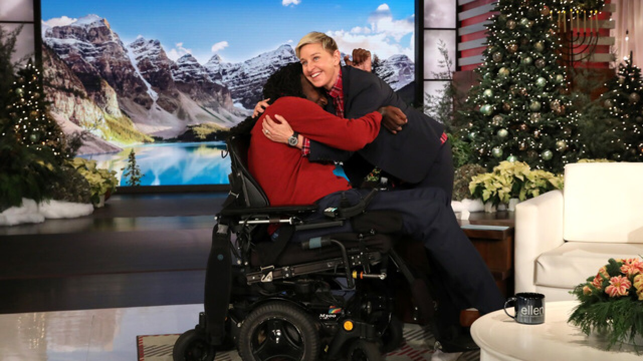 Tulsan to appear again on 'Ellen' show