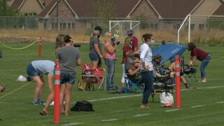 Spectators reflect on return to sidelines in Helena