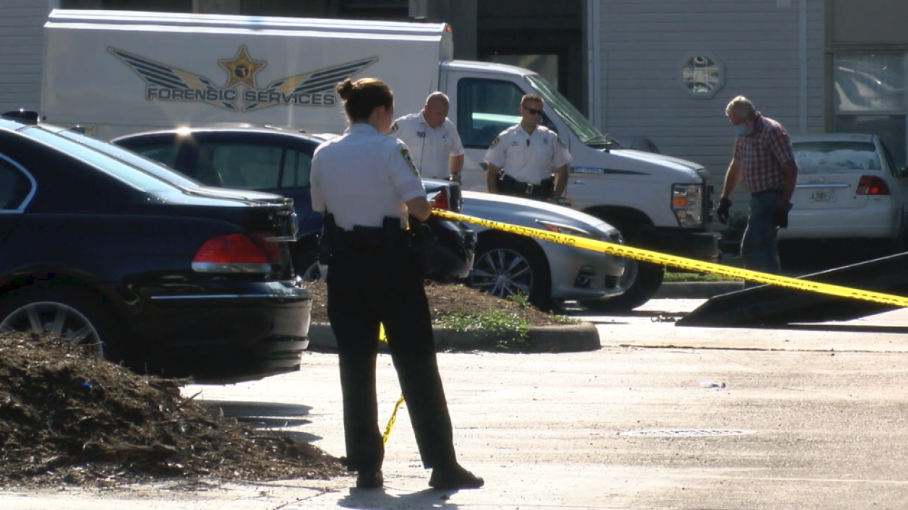 Woodberry-Woods-Apartment-shooting