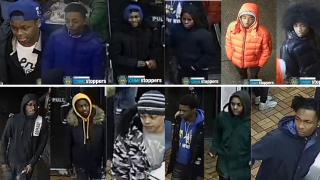 Bronx attackers