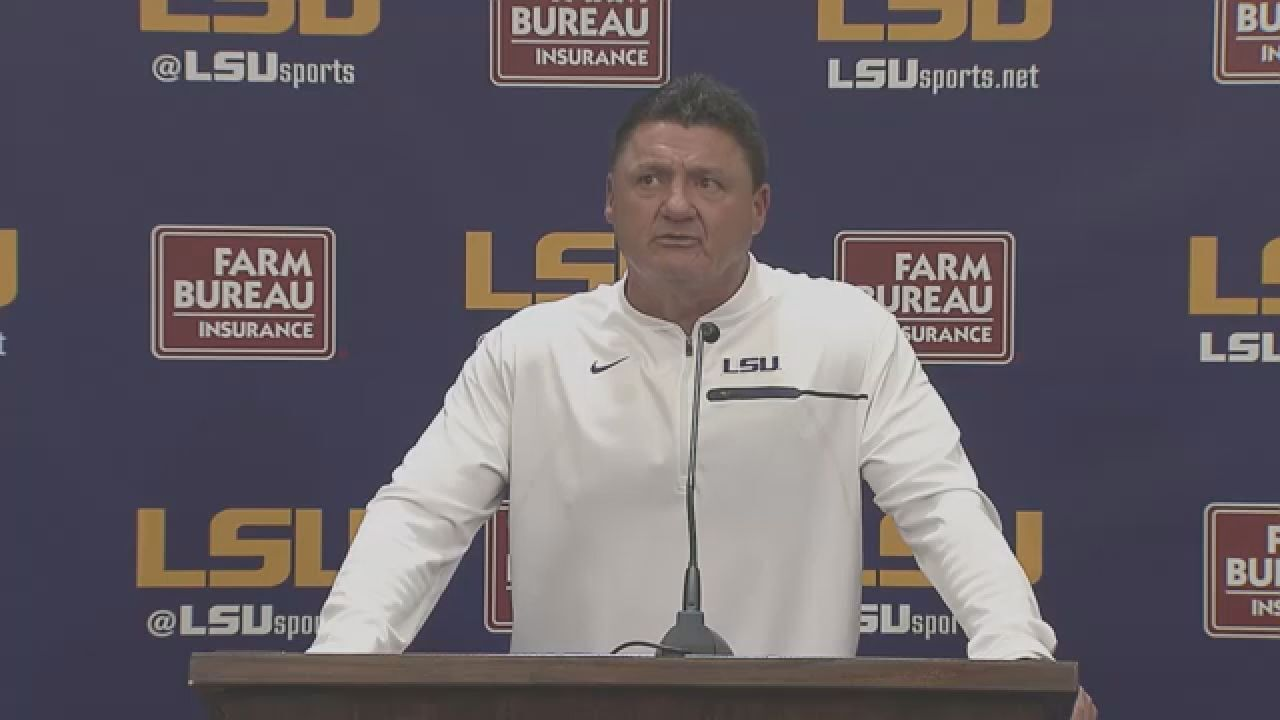 LSU's quarterback question: What about Myles Brennan?