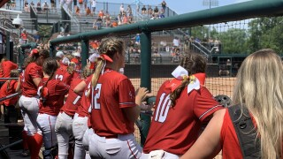 Holton softball advances to state finals