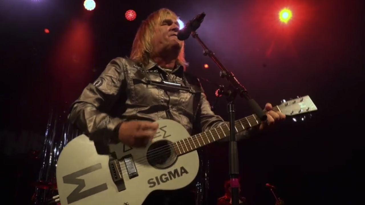 Rock star Mike Peters battled blood cancer three times. His concerts now help save lives