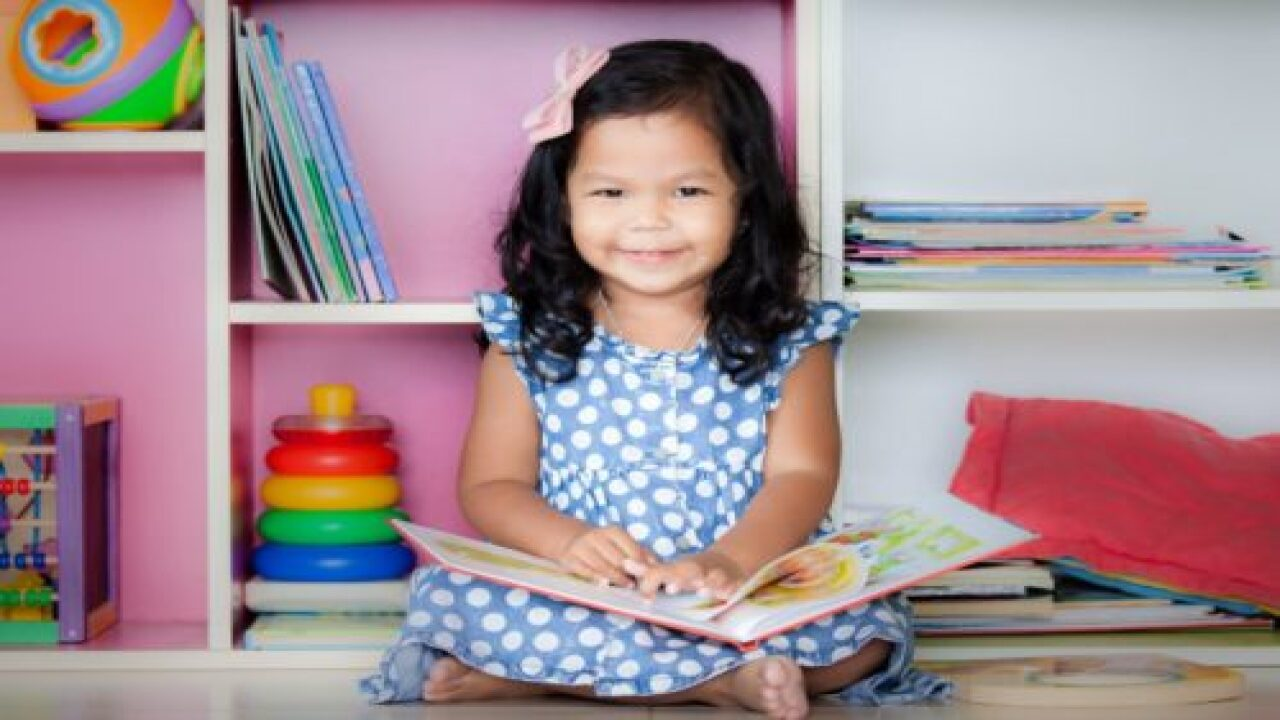 8 Astounding Ways Reading Changes A Child's Future